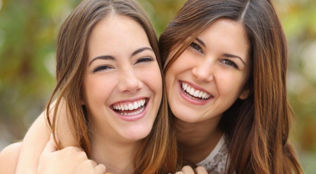 Viso e sorriso